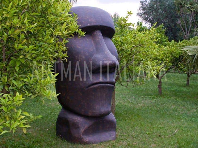 Scultura in pietra ricostruita ARREDI A TEMA PREISTORICO by ARTMAN ITALIANA