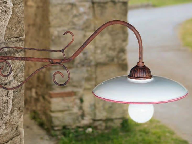 Lampade da esterno terracotta: taverna illuminazione lampadari e
