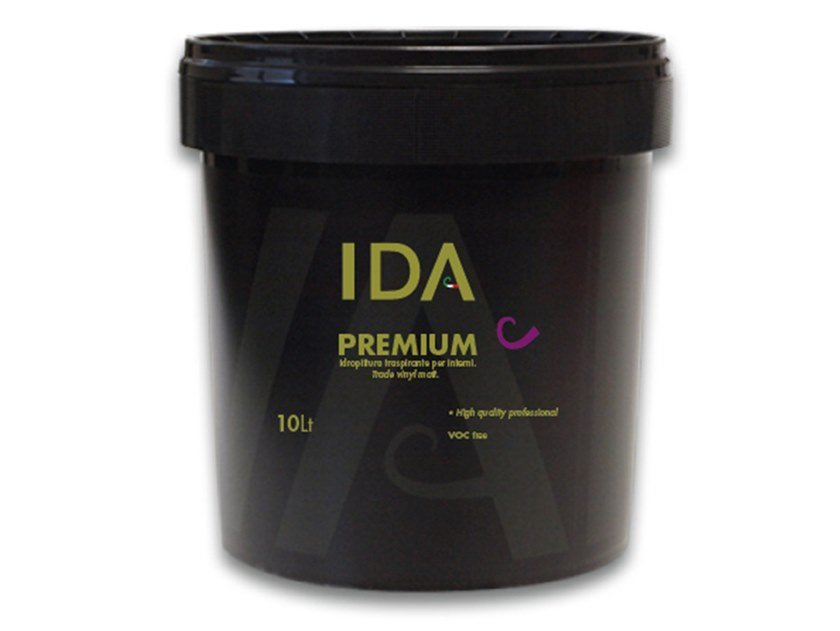 Breathable water-based paint PREMIUM by IDA
