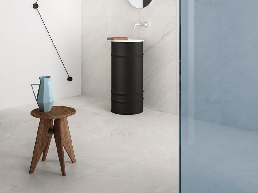 Pavimento/rivestimento effetto marmo PREMIUM WHITE by GranitiFiandre