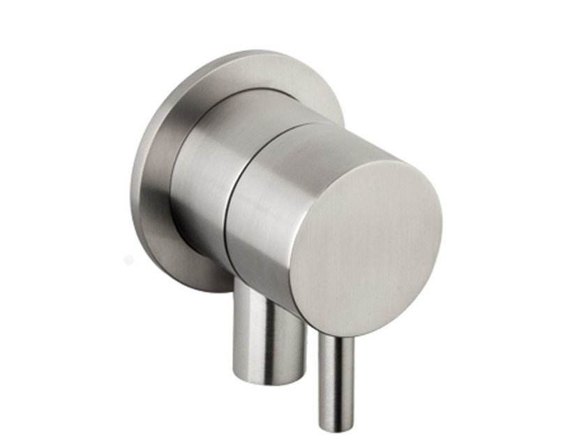 Stainless steel toilet-jet handspray ZIP 05143 by MINA