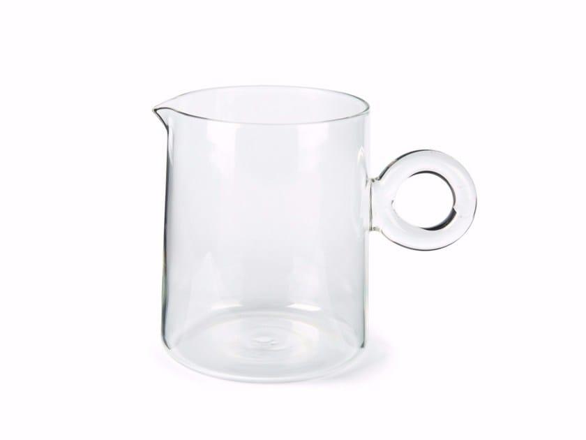 Glass jug PRESA by Atipico