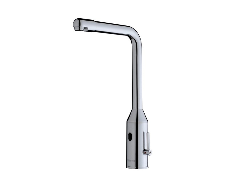 Deck-mounted mixer sensor tap PRESTO 5750 by PRESTO