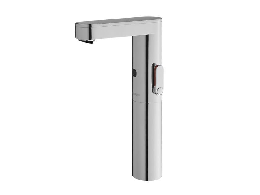 Deck-mounted, mixer, sensor tap, extension PRESTO SO'O® by PRESTO