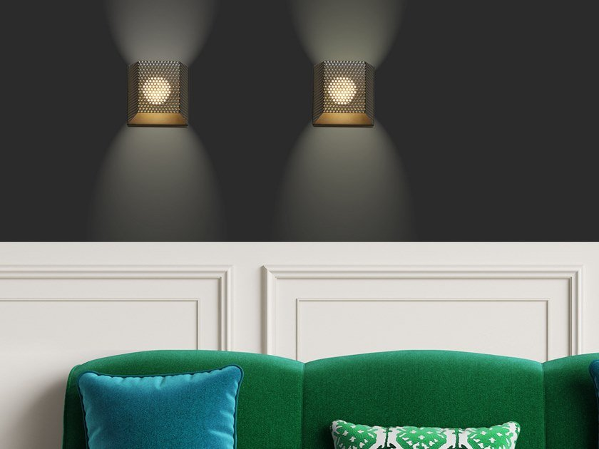 Wall lamp PRIAMO 197/41 by Gibas