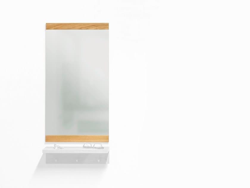 Specchio rettangolare da parete per ingresso PRIM | Specchio da ...