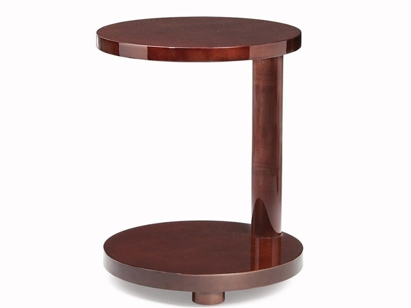 Height-adjustable coffee table PRIMA | Coffee table by HUGUES CHEVALIER