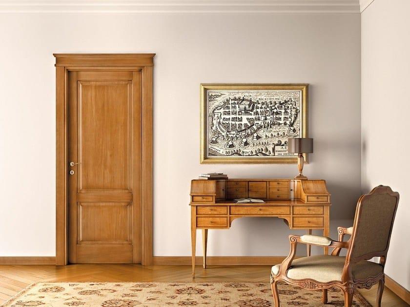 Solid wood door PRIMA by LEGNOFORM