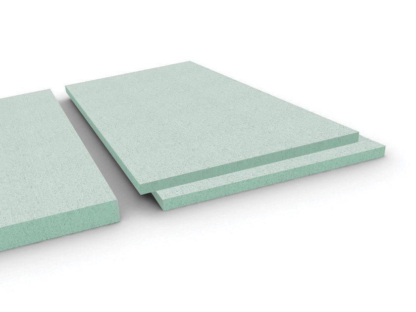 EPS thermal insulation panel PRIMATE PRATIKO FLOOR GEO GREEN by Primate