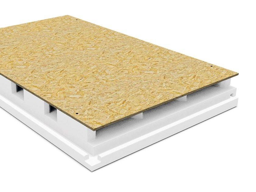 Thermal insulation panel PRIMATE VENTILO BASIC by Primate