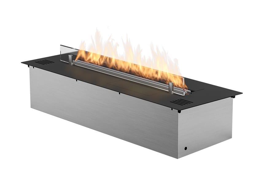 Built-in bioethanol fireplace PRIMEFIRE by Planika