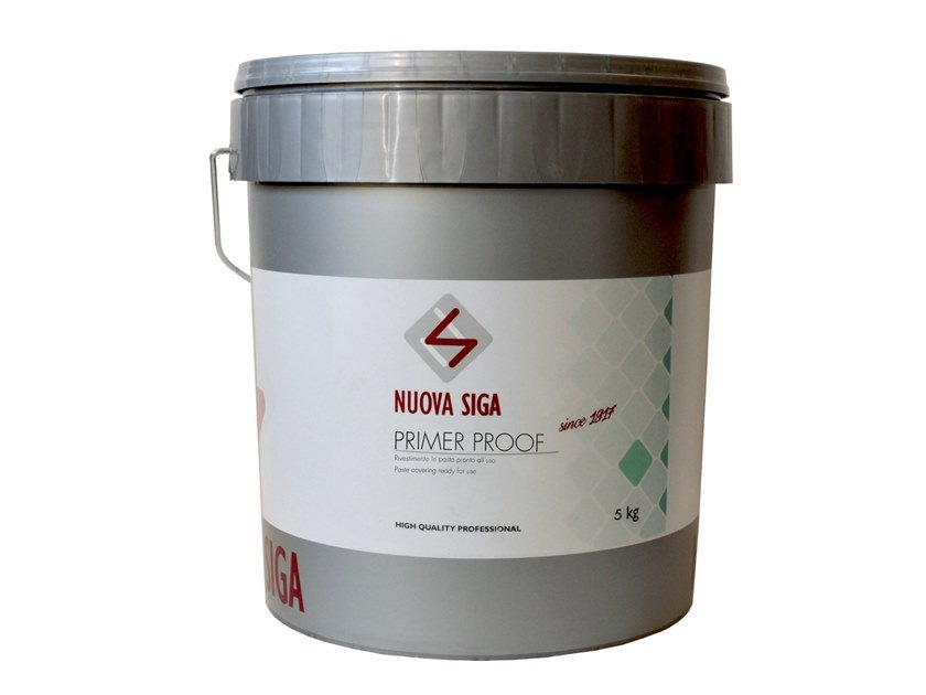 Primer / liquid waterproofing membrane PRIMER PROOF by Nuova Siga