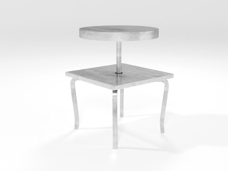 Coffee table / bedside table PRINCE by Barel