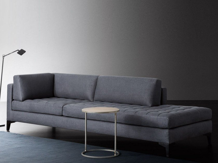 Tufted day bed PRINCE | Day bed by Meridiani
