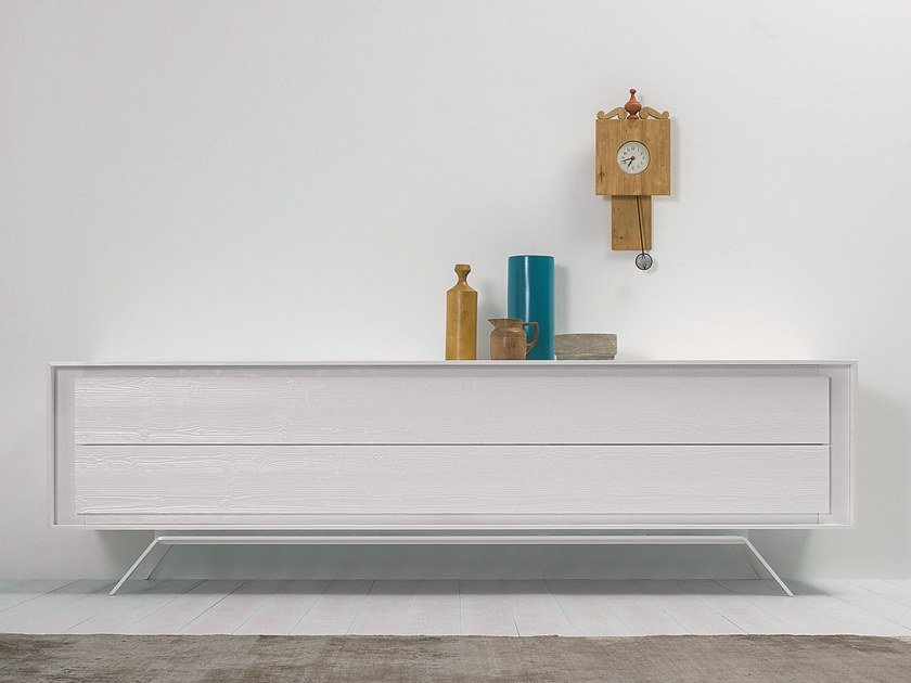 Spruce sideboard PRIVACY | Sideboard with drawers by Capo d'Opera