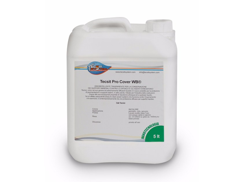 Flooring protection PRO COVER WB by Tecsit System