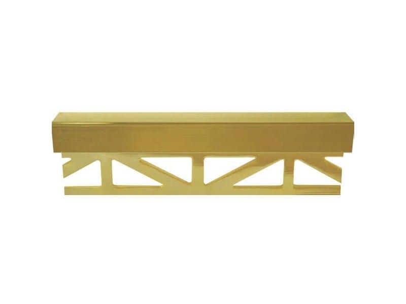 Decorative edge profile for walls PRO-PART LI GOLD by Butech