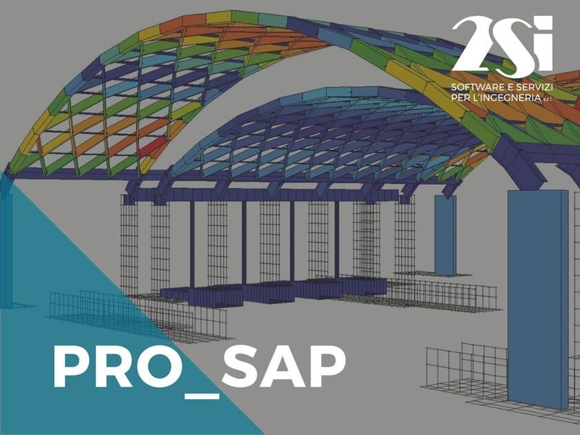 Modellazione e analisi statica delle strutture PRO_SAP LT Base by 2SI