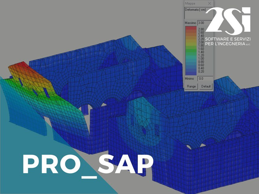 Dynamic analysis, equilibrium stability PRO_SAP LT Modulo 03 by 2SI