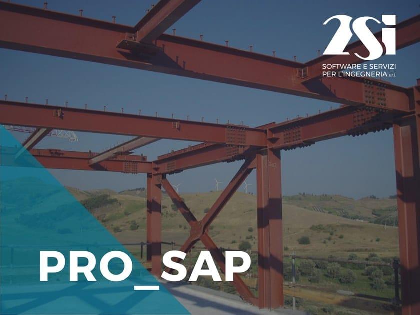 Progetto e verifica dei collegamenti metallici PRO_SAP LT Modulo 05 by 2SI
