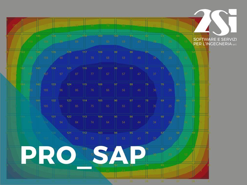 Geotechnical analysis PRO_SAP LT Modulo 09 by 2SI
