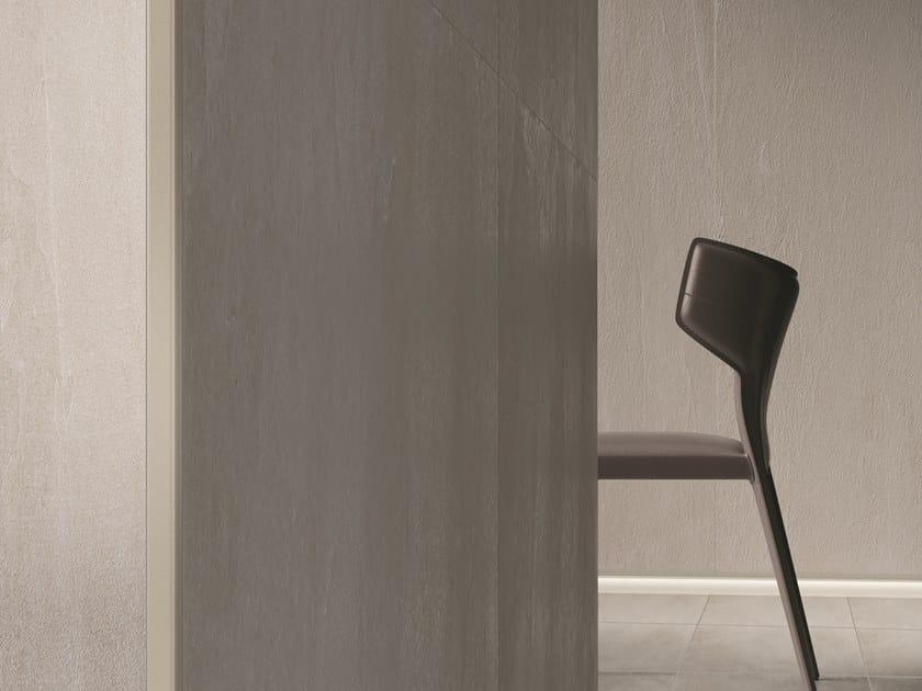 Bordo decorativo in alluminio per rivestimenti PROANGLE Q by PROFILPAS