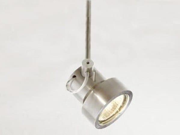 Halogen adjustable aluminium spotlight PROCESS by BEL-LIGHTING