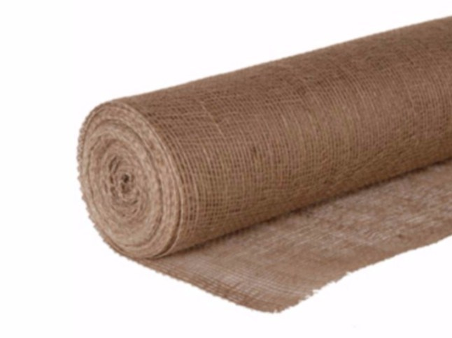 Jute Mesh and reinforcement for insulation PROCREA® | Jute Mesh and reinforcement for insulation by ProCrea®