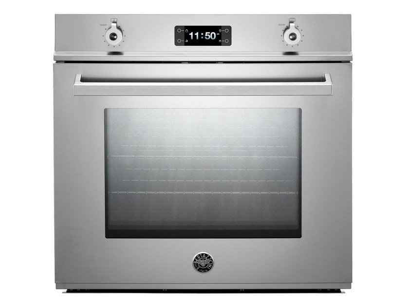 Built-in electric multifunction stainless steel oven PROFESSIONAL - F30 PRO XT by Bertazzoni