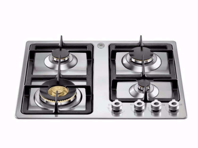 Gas built-in hob PROFESSIONAL - P680 1 PRO X by Bertazzoni