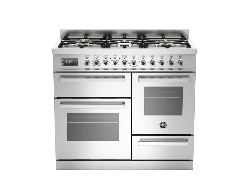 Professional cooker PROFESSIONAL - PRO100 6 MFE T by Bertazzoni