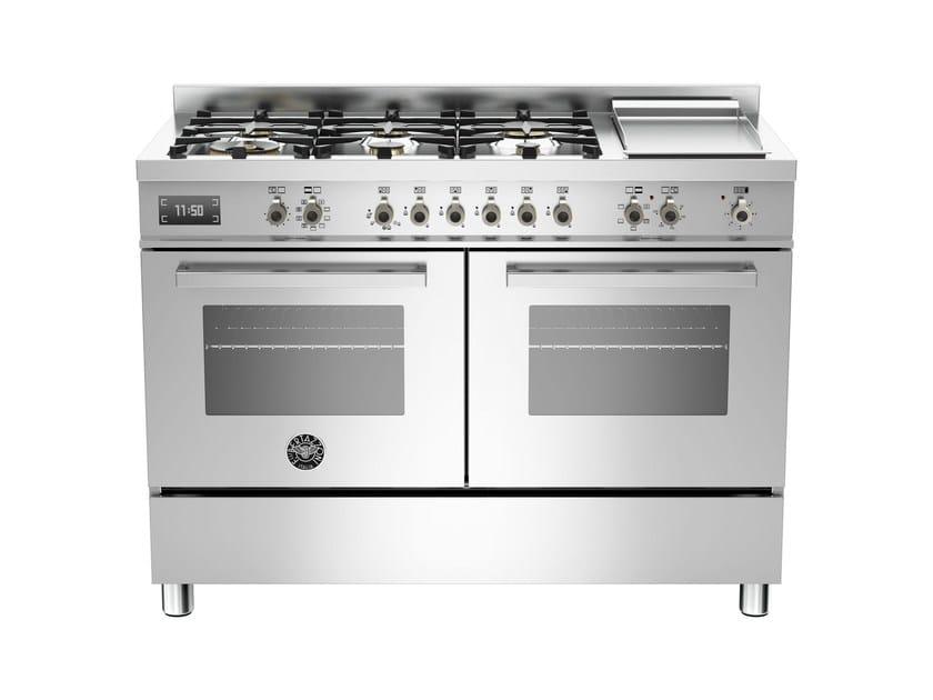 Cucina a libera installazione professionale PROFESSIONAL - PRO120 6G MFE D by Bertazzoni