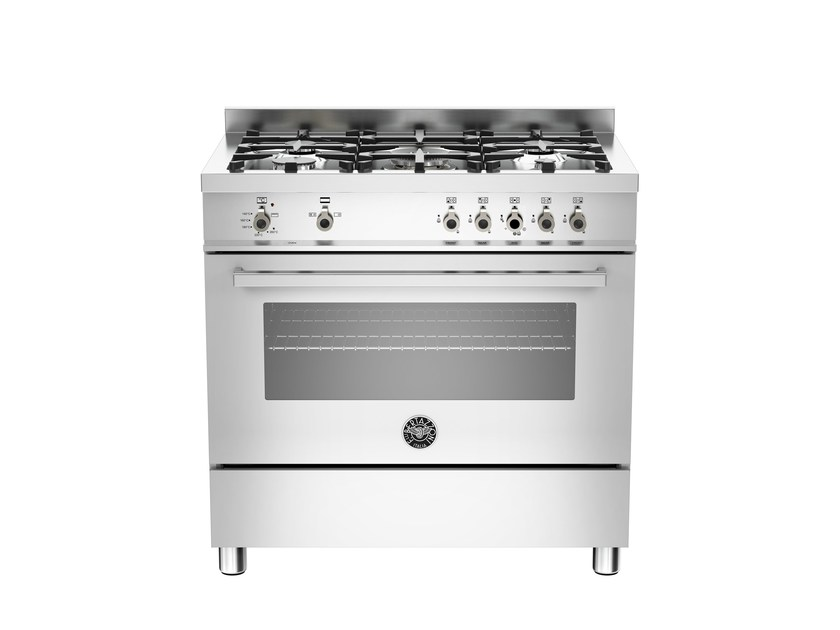 Cooker PROFESSIONAL - PRO90 5 GEV S XE by Bertazzoni