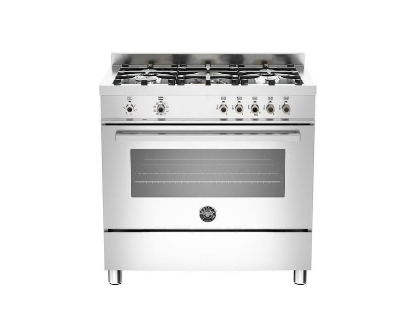 Cooker PROFESSIONAL - PRO90 5 MFE S XE by Bertazzoni