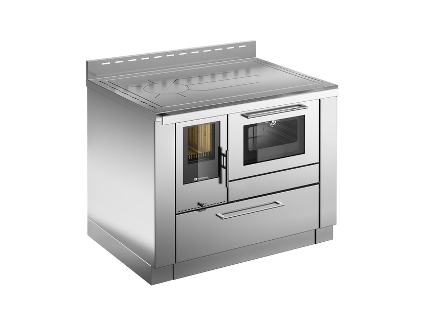 Professional stainless steel kitchen unit PROFESSIONAL | Professional kitchen by PERTINGER