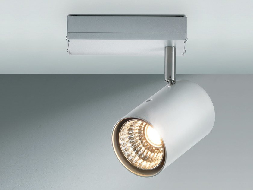 LED Adjustable Spotlight OCULAR SPOT 2 ZOOM Ocular Spot Collection By LICHT  IM RAUM