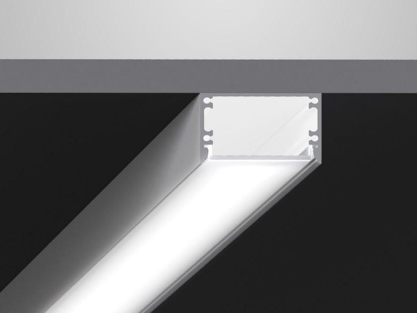 Linear lighting profile PROFIL 18 by Olev
