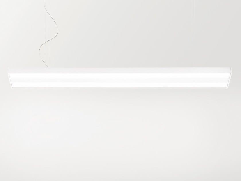 LED aluminium pendant lamp PROFILE 220 by Arkoslight