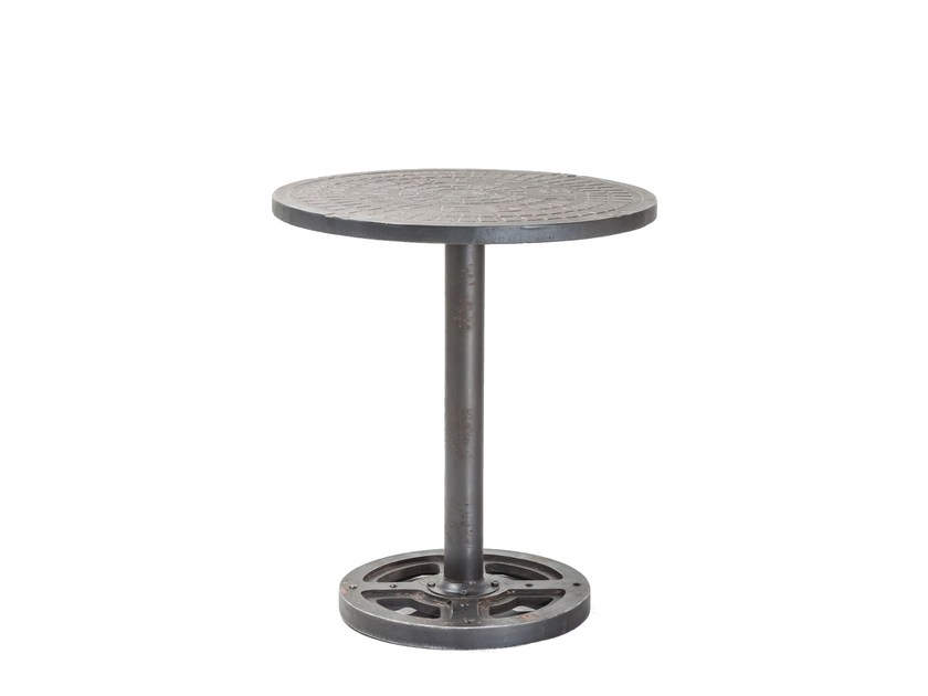 Round MDF table PROFILE | Table by KARE-DESIGN