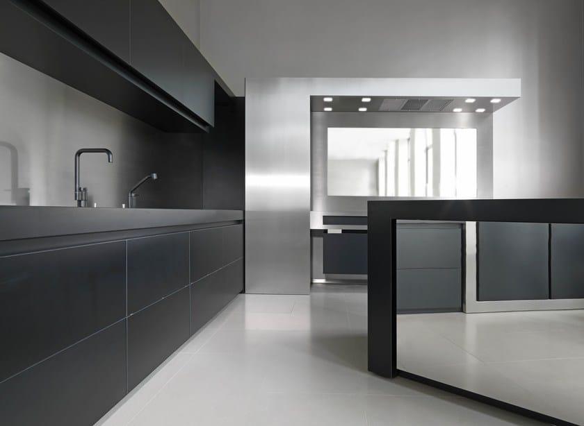 Stainless Steel Kitchen Npu Prog 015 By Strato Cucine