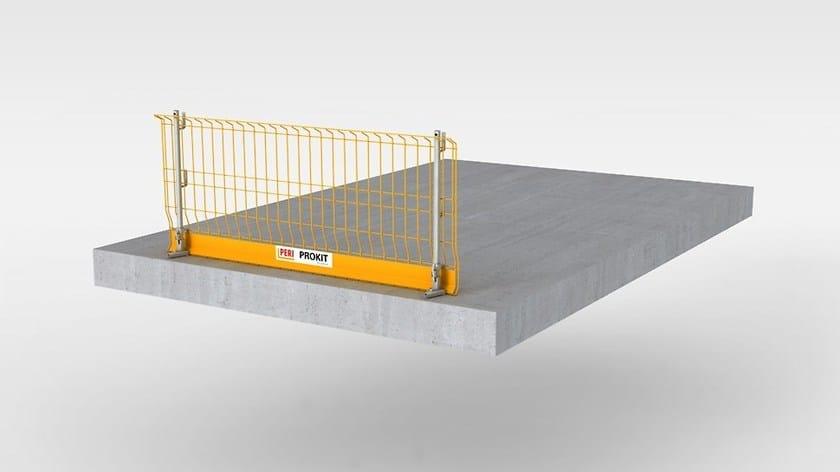 PROKIT PROKIT EP 110 - Sistema di sicurezza per la protezione temporanea dei bordi