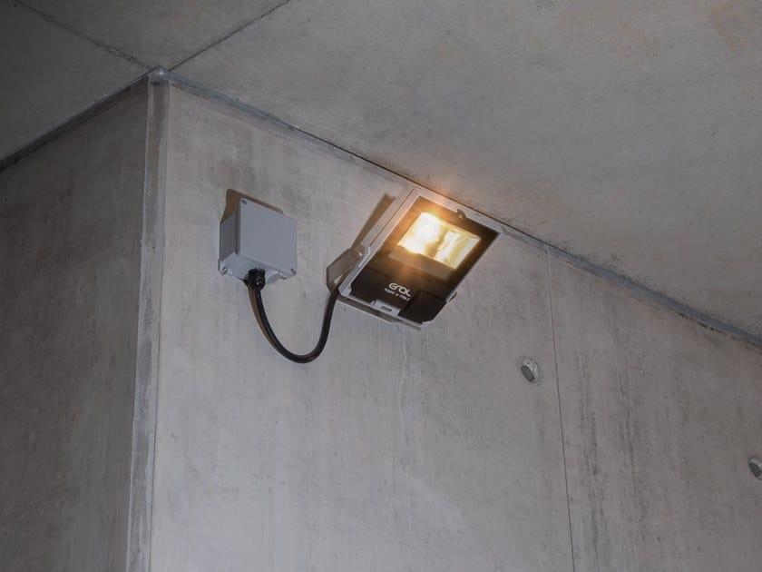 Proiettore per esterno a LED in alluminio e vetro PROLAMP   Proiettore per esterno a pavimento by Linea Light Group
