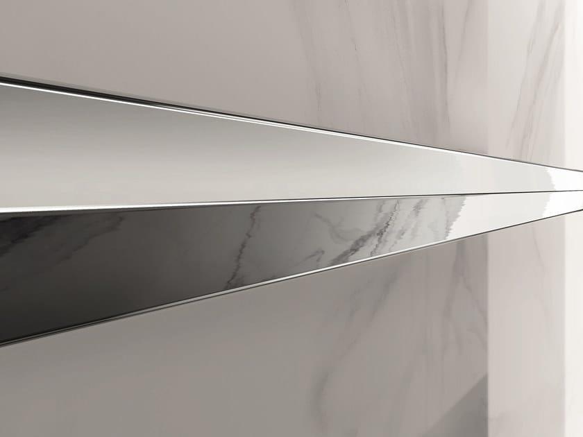 Bordo decorativo in metallo per rivestimenti PROLIST V AV/1-AVK/1 by PROFILPAS