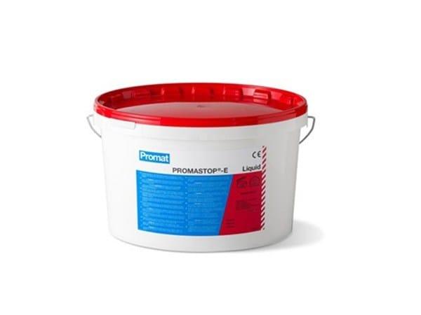 Fire-retardant paint PROMASTOP® E by Promat