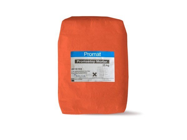 Mortar for masonry PROMASTOP® M by Promat
