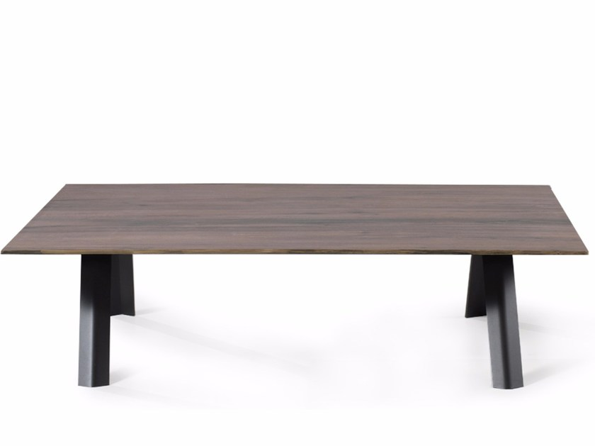 Low rectangular coffee table for living room PROPELLER | Coffee table by Joli