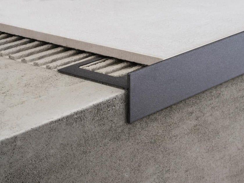 Profili per bordi esterni di terrazze e balconi protec for Arredi esterni per terrazze