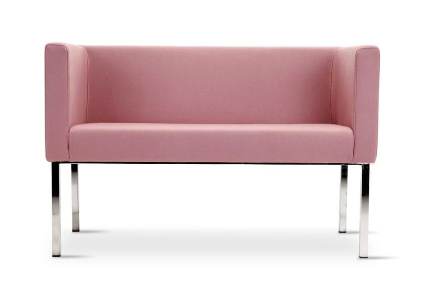 2 seater leisure sofa PROVIDENCE | Sofa by Domingo Salotti