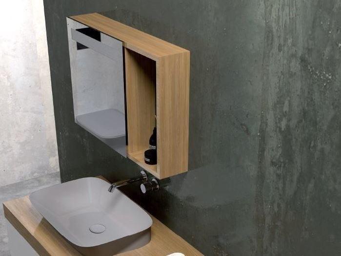 Countertop ceramic washbasin PRUA | Countertop washbasin by AZZURRA sanitari