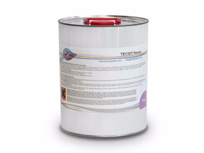 Wood treatment PRYMET by Tecsit System